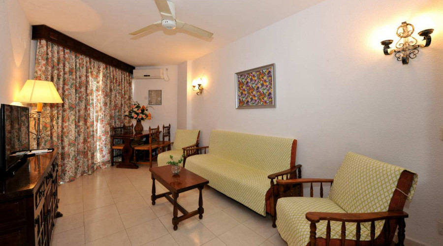 Apartamentos Apal Chinasol Almuñecar