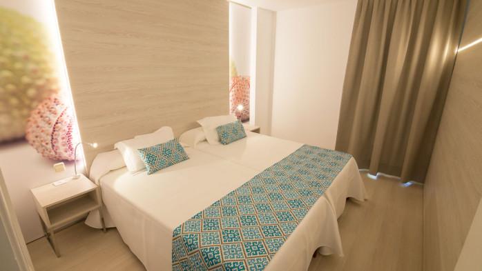 Dormitorio Ap. 2 dormitorios