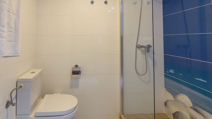 Baño Junior Suite