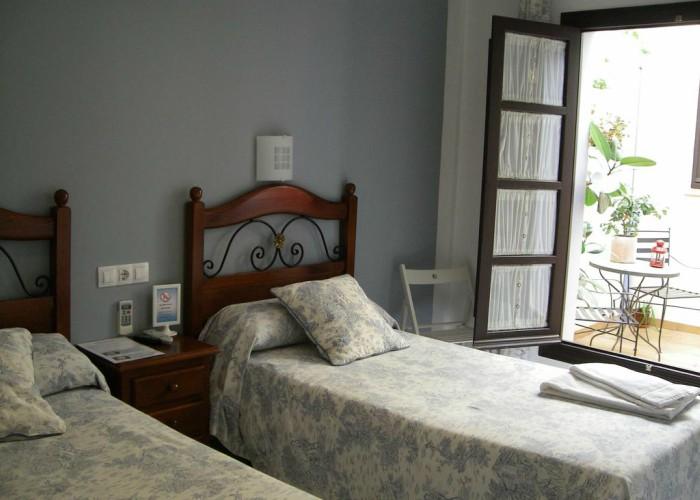 Habitación doble estándar 2 camas
