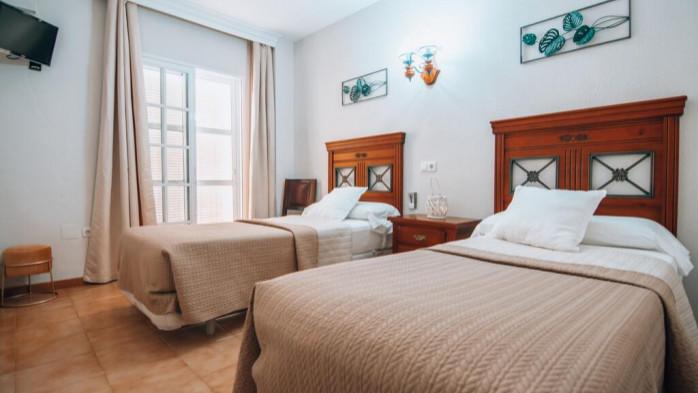 doble 2 camas