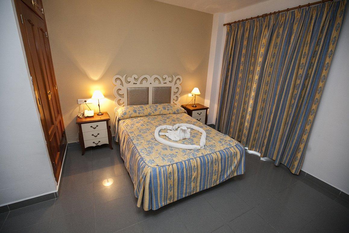 Habitacion individual Hostal La Ermita Nerja