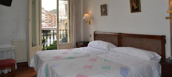 Room Hotel Arriaga