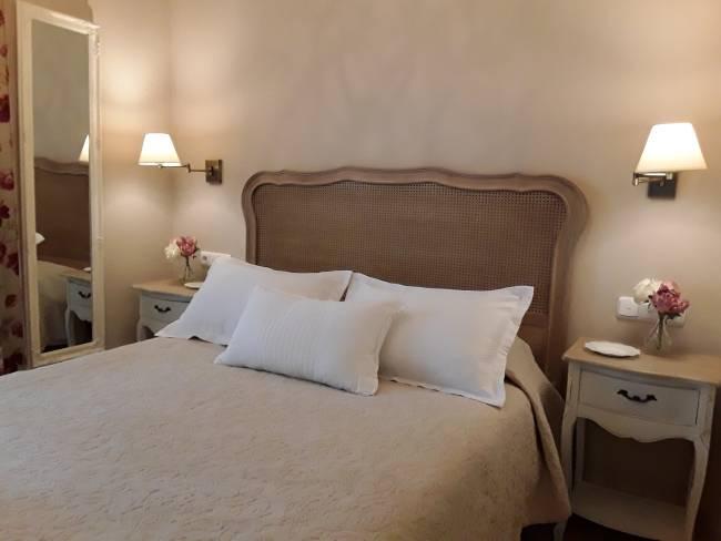 Habitación Doble Estandar - Vista de la cama 2