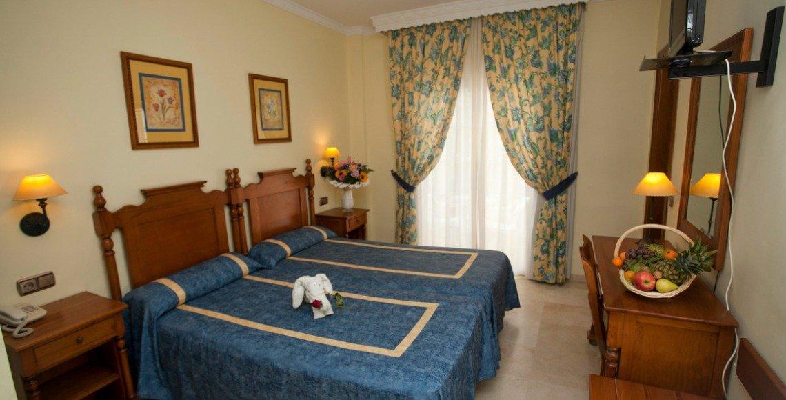 hotel Bajamar Nerja