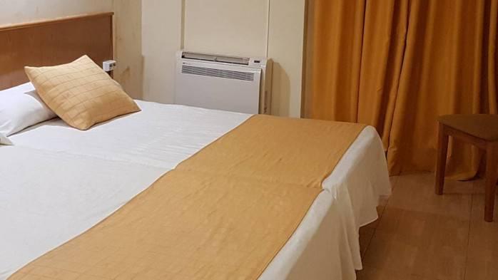 Habitación Hotel Camargo
