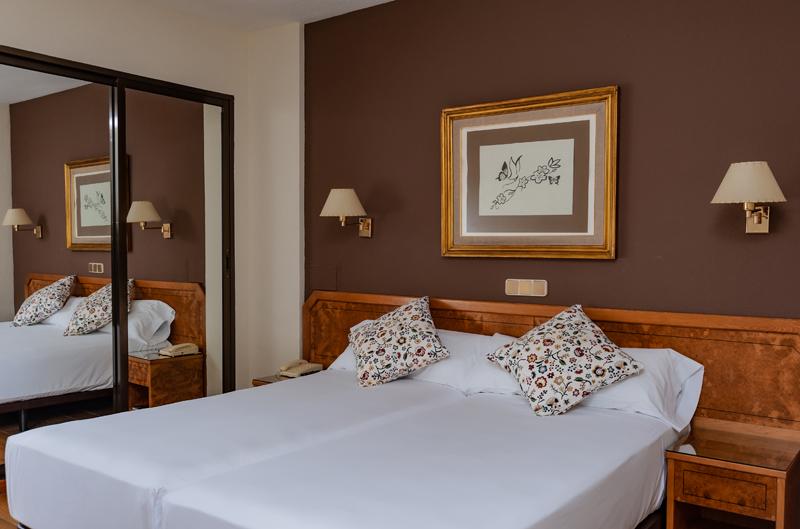 hotel en Avila