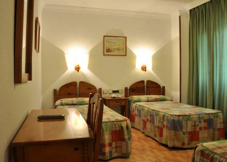 Habitación en Hotel en Granada