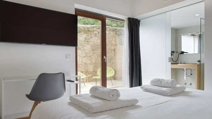 Habitación Doble Terraza baño