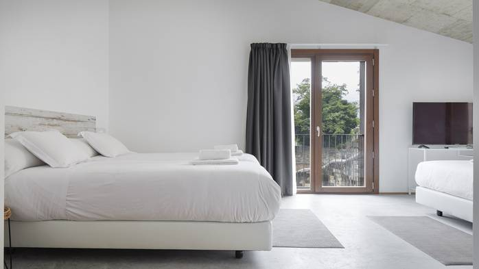 Habitación Cuádruple cama