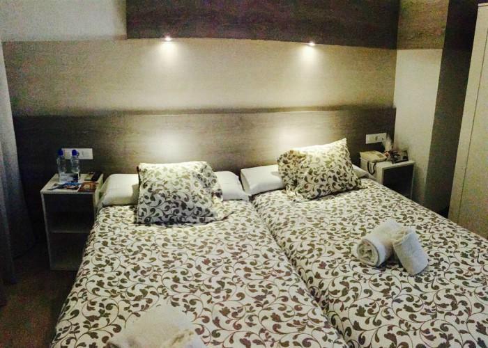 Habitación Doble deluxe con cama supletoria