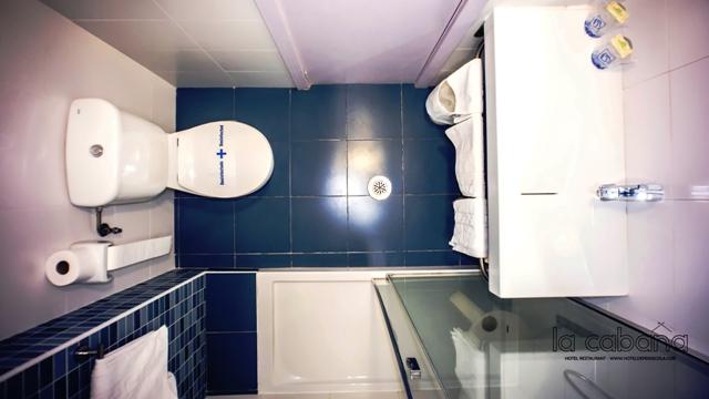 Baño-Habitacion Estandar