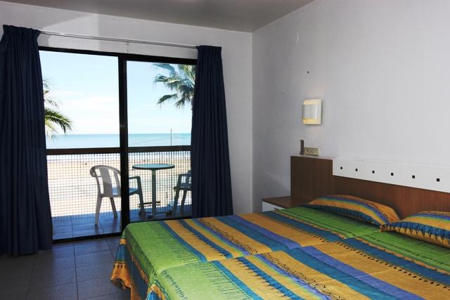 Habitación Vistas Mar. Hotel La Cabaña-2