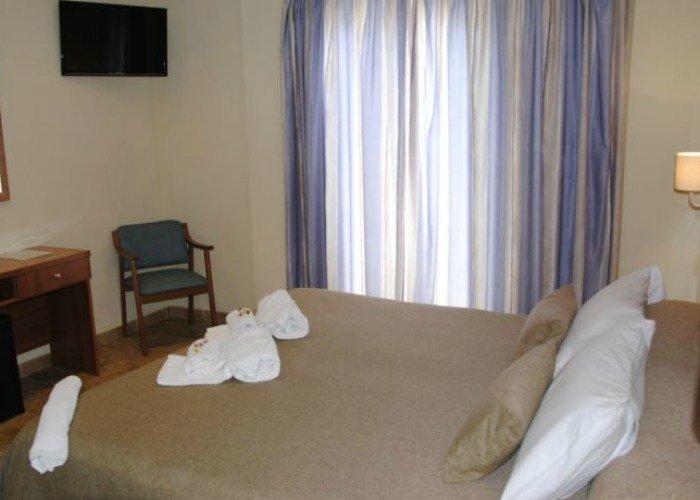 Habitación doble premium cama extragrande