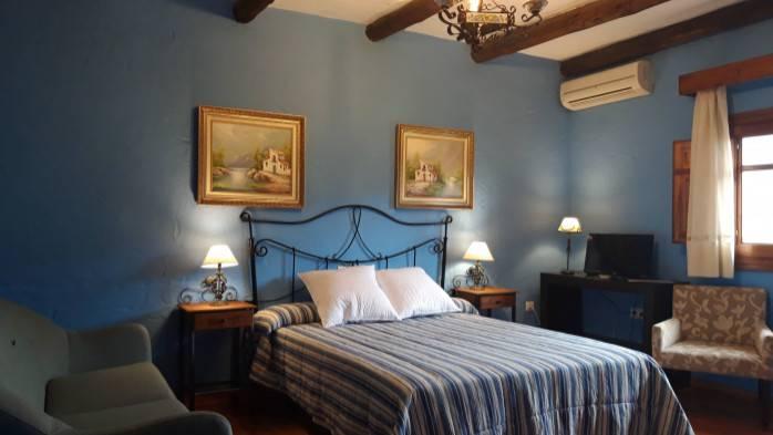 Hotel Las Buitreras Hab Familiar 1
