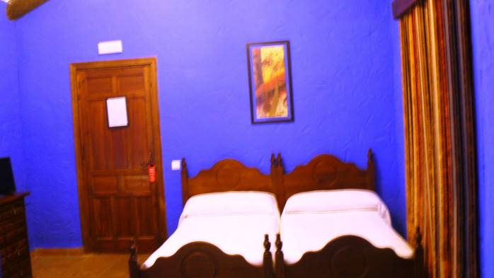 Hotel Las Buitreras Hab Familiar 3