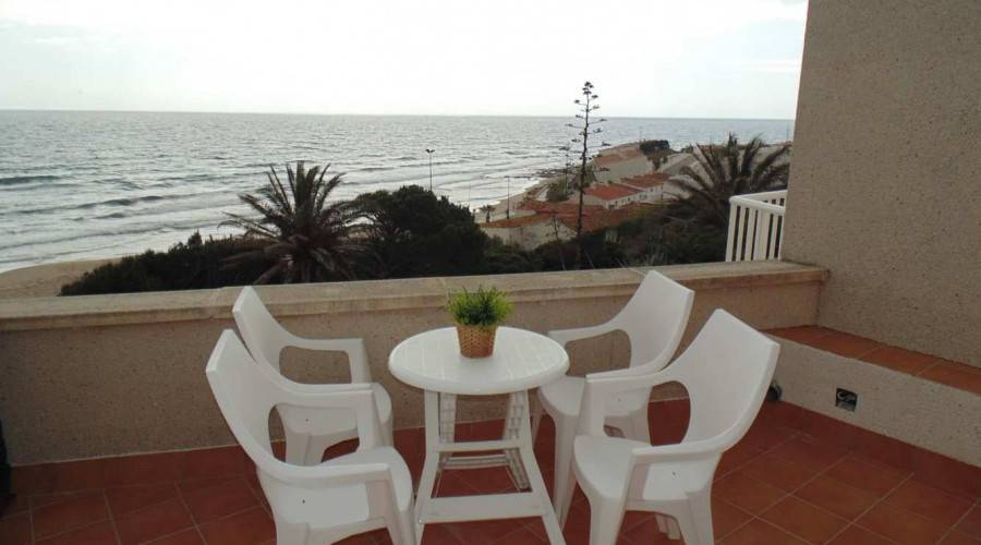 Habitacion Triple con vistas al mar