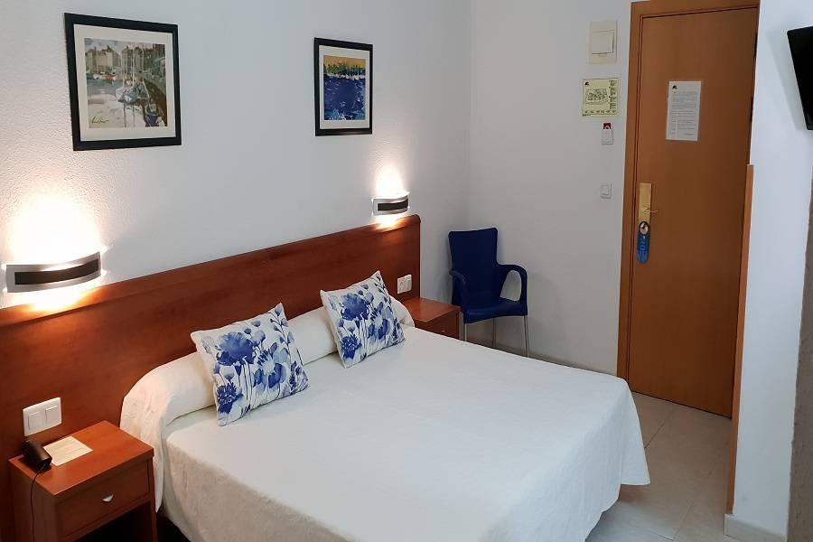 hotel marconi habitacion interior