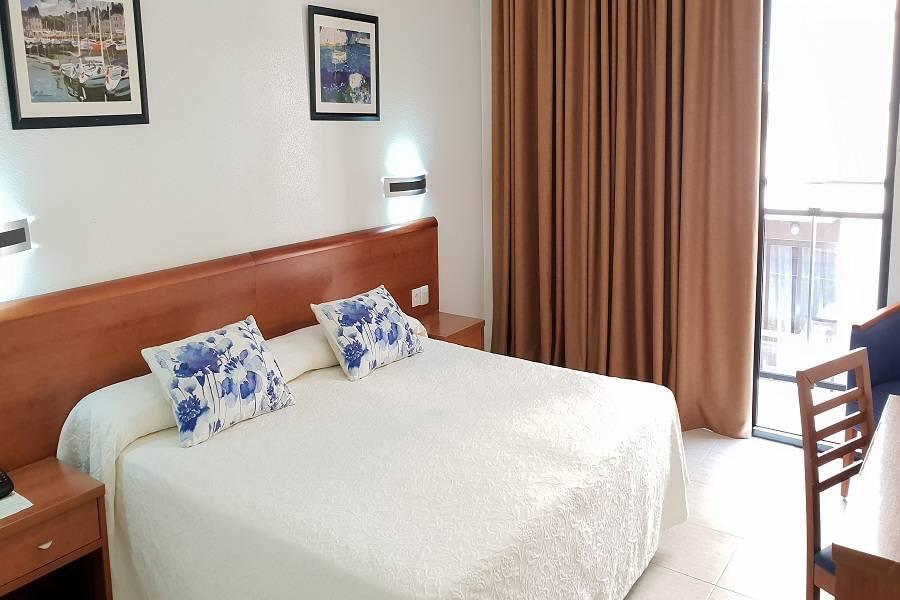 hotel marconi habitacion lateral