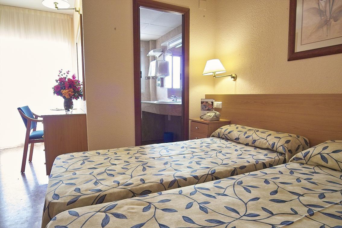 Habitación Doble Hotel Montreal Benicasim