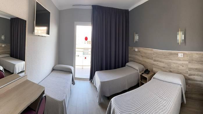 Habitación Hotel Reymar