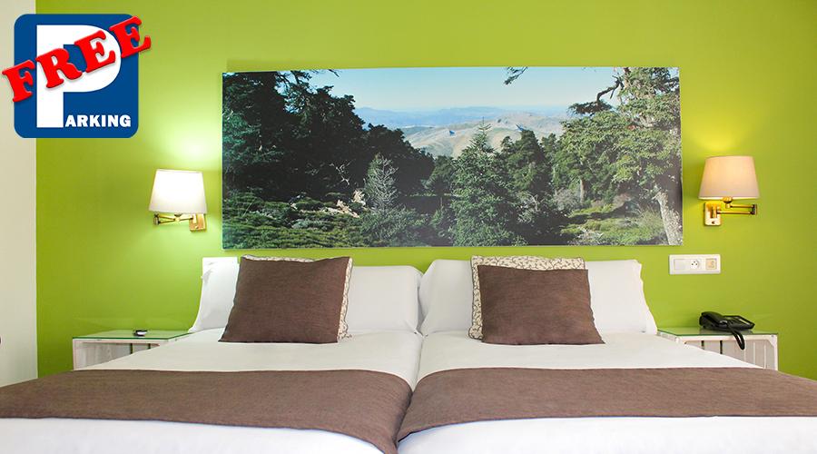 Doble_Hotel San Francisco Ronda