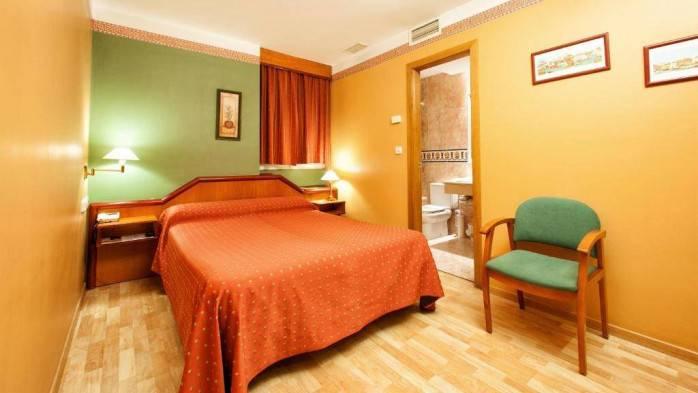 HOTEL TORREPALMA: Doble 2 camas estandar, 121
