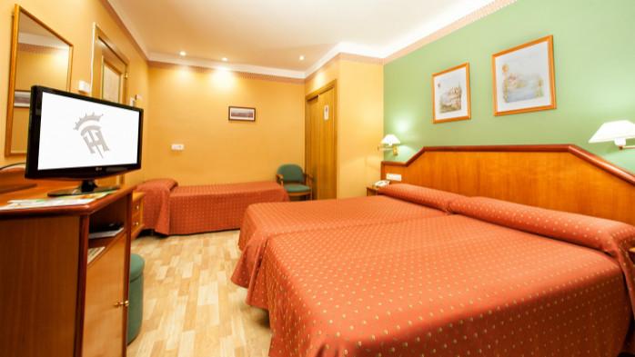 HOTEL TORREPALMA, 122