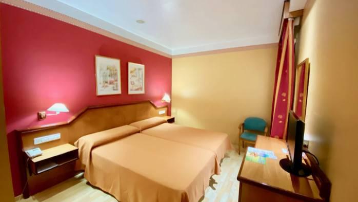 HOTEL TORREPALMA: Doble 2 camas estandar, 101