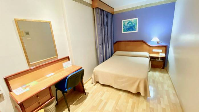 HOTEL TORREPALMA: Doble 2 camas estandar, 212