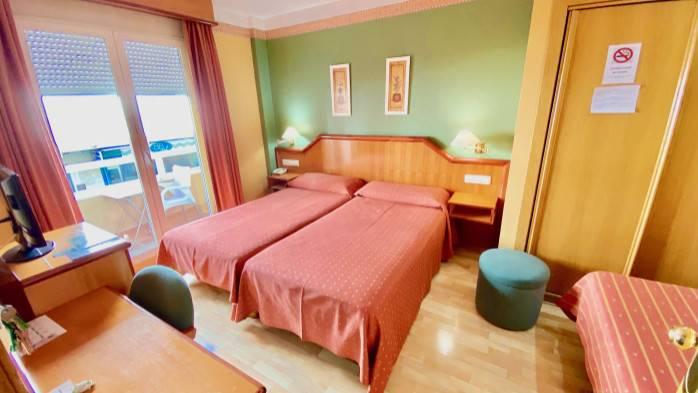 HOTEL TORREPALMA, 116