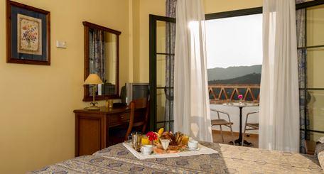 hotel villa Frigiliana