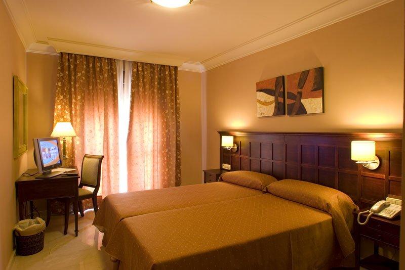 Hotel Sierra Hidalga Habitacion Doble Standard