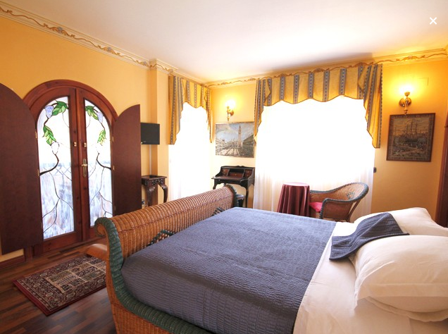 Suite Venecia Htl Villa Erina